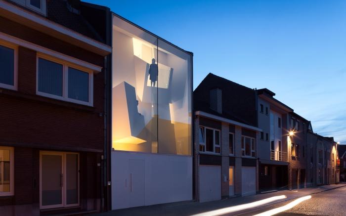 Maison M&B - Blizen (Belgique)