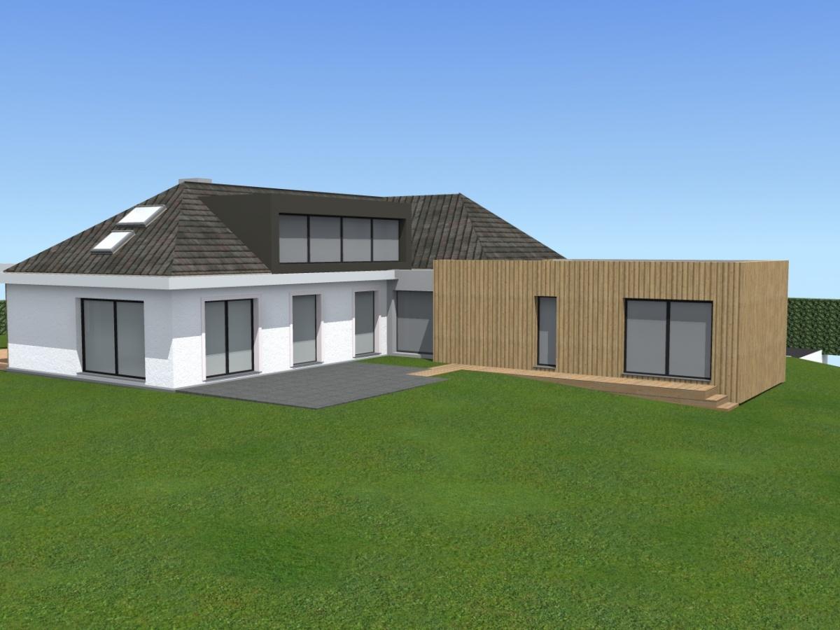 Double extension bois d'une maison à Hem : image_projet_mini_101838