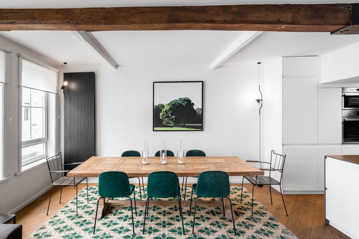 Architecte D Intérieur Lille rénovation et restructuration complète d'une maison dans le