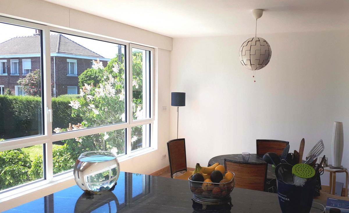 Extension d'une maison bel-étage