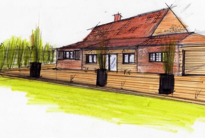 Maison individuelle à Boeschepe (59) : Après