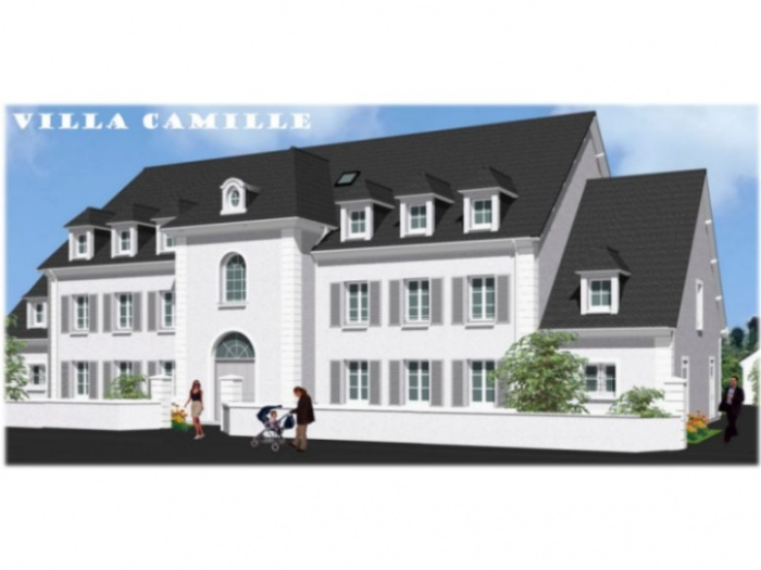 Immeuble d'habitations ''Villa Camille''