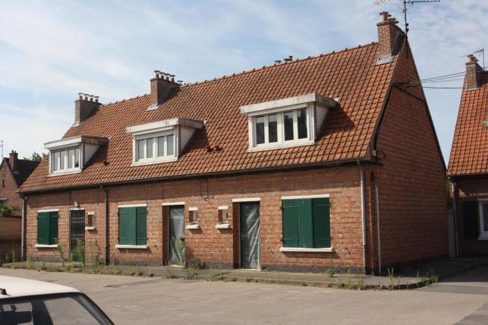 Réhabilitation de 3 logements individuels