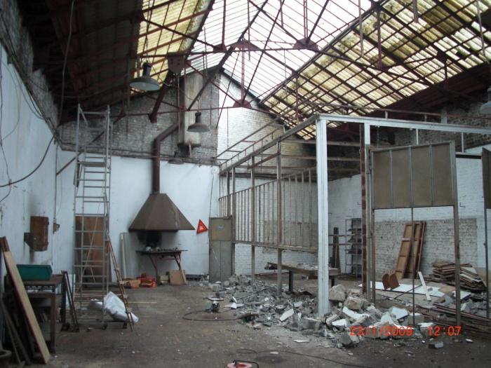 Loft a lomme le loft jardin lomme - Construction d un loft ...