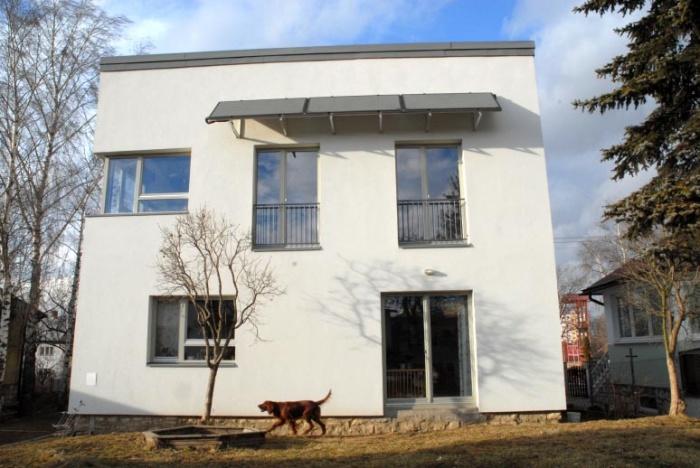 Rénovation / surélévation d'une maison individuelle