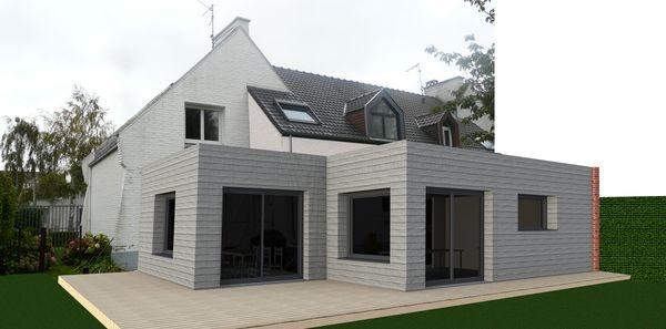 extension bois maison marcq en baroeul marcq en baroeul une r alisation de amiot arnoux. Black Bedroom Furniture Sets. Home Design Ideas