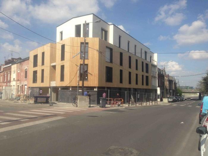 résidence Claude Pompidou-logements collectifs