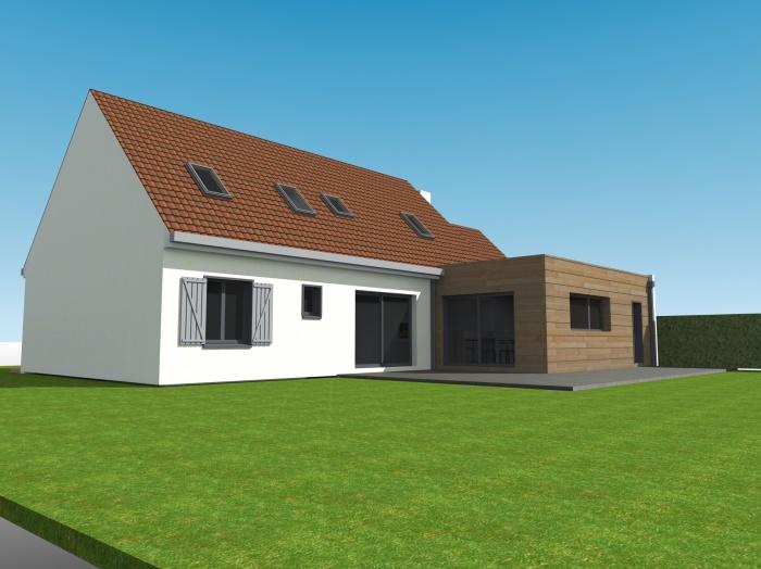 Architectes trouver votre architecte loft for Extension maison orleans