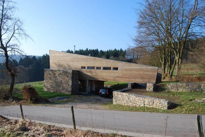 25 Maisons bioclimatiques d\'architectes