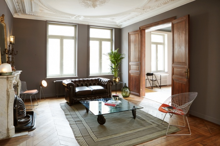 R novation et restructuration d 39 une maion bourgeoise pr s de valenciennes - Interieur maison bourgeoise ...