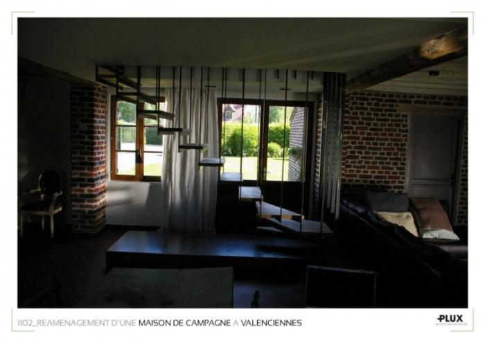R Am Nagement D 39 Une Maison De Campagne Valenciennes