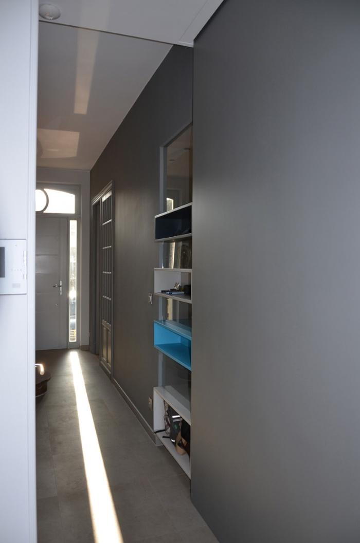 Extension et rénovation d'une habitation : aménagement intérieur