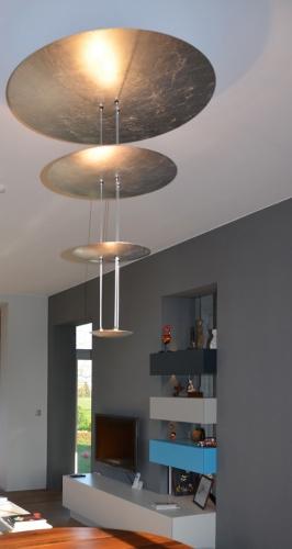 Extension et rénovation d'une habitation : séjour
