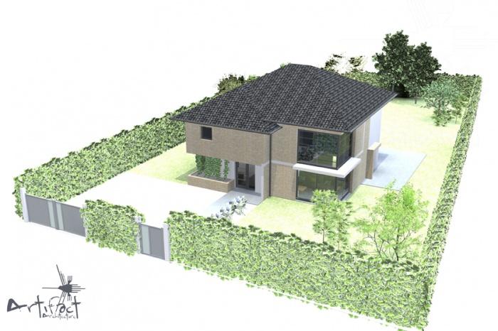 Un projet réalisé par ARTIFACT Architecture