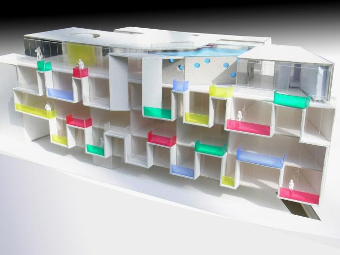 Immeuble de logements (Belgique)