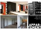 Aménagment d'un appartement de caractère à LILLE (59000)