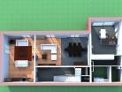 Réaménagement intérieur et décoration d'une maison à Wambrechies