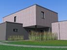 Maison individuelle bois en Croix